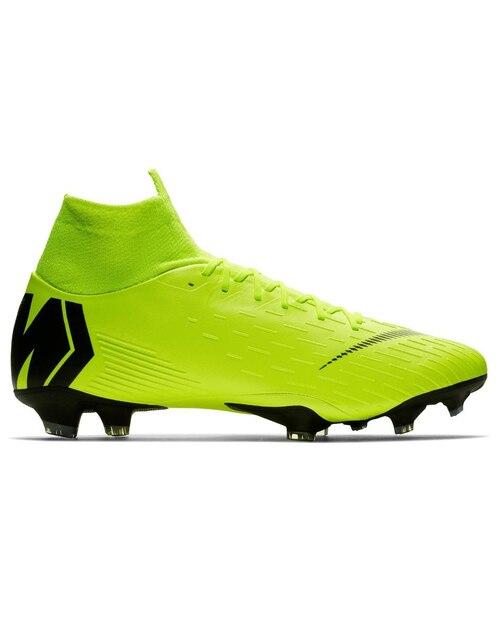 Tenis Nike Mercurial Superfly VI Pro FG fútbol 59da160331736
