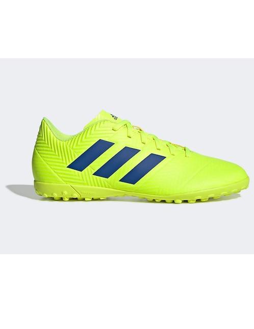 Tenis Adidas Nemeziz Tango 18.4 TF fútbol para caballero dadb8e46ed09f