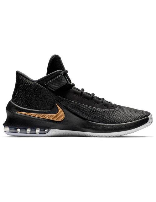 a3b3a7b3b7f2b Tenis Nike AM Infuriate 2 MID básquetbol para caballero Precio ...