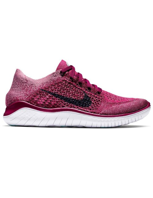 Tenis Nike Free RN Flyknit 2018 correr para dama 32c92327a76a9