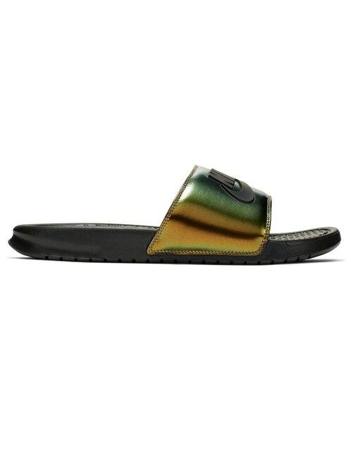 52b723f609cac Sandalia Nike Benassi JDI para caballero