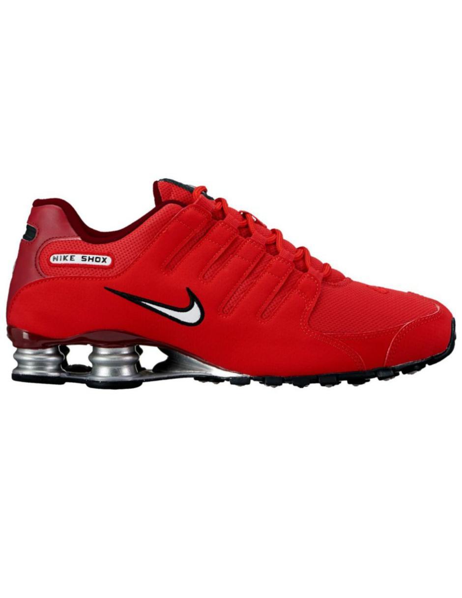 630b04da6a650b Tenis Nike Shox NZ para caballero