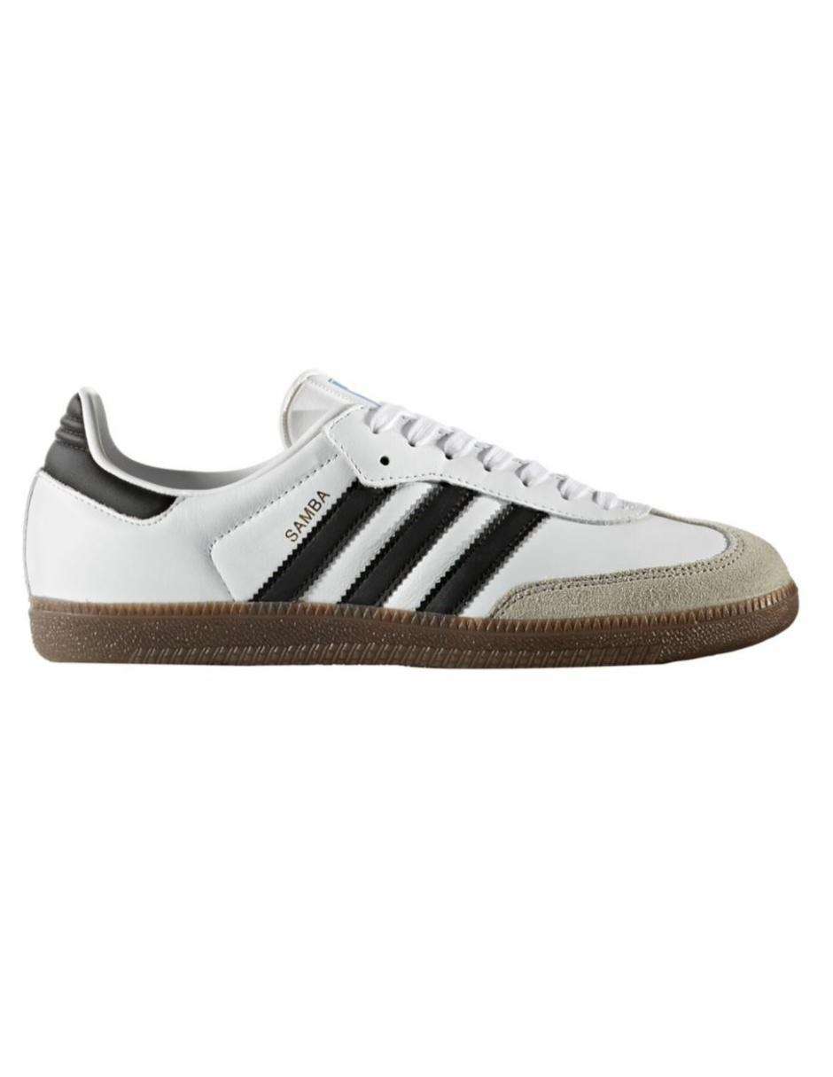 457a04fb278 Tenis Adidas Originals Samba para caballero