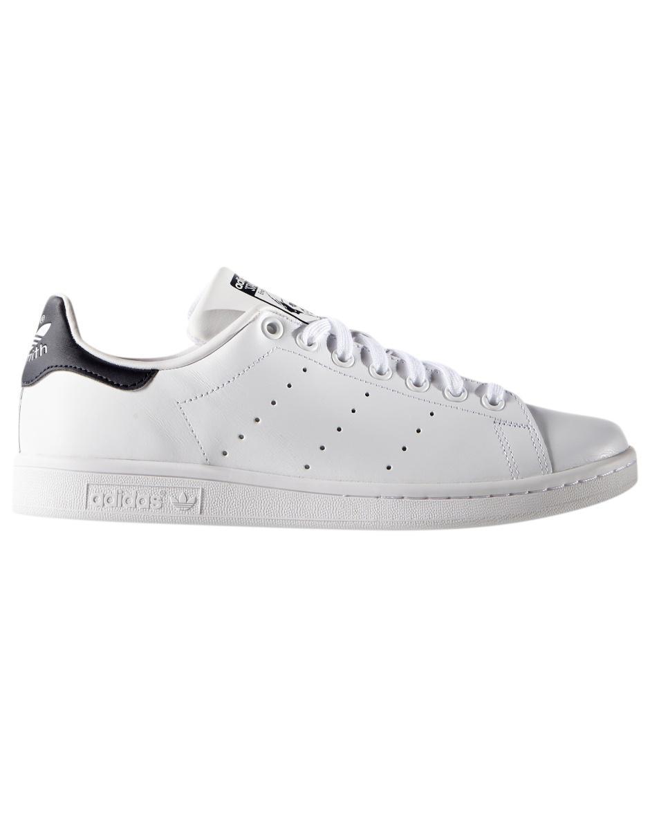 Tenis Adidas Originals Stan Smith piel blanco