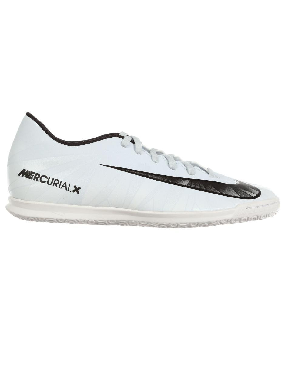 more photos 1bfae bca5c Tenis Nike Mercurial X Vortex III CR7 IC para Caballero