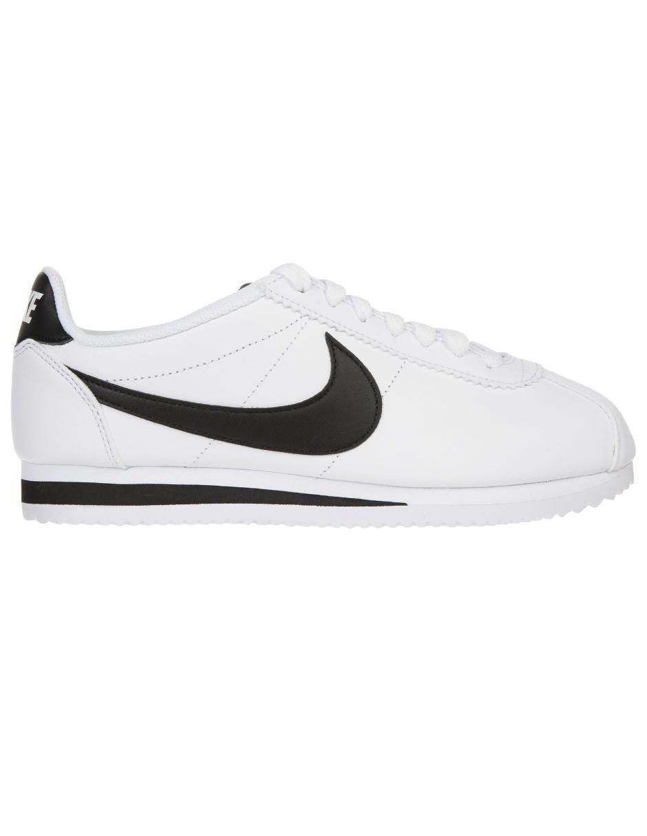 Tenis Nike Classic Cortez Leather para dama Precio Lista b561fff31bb62