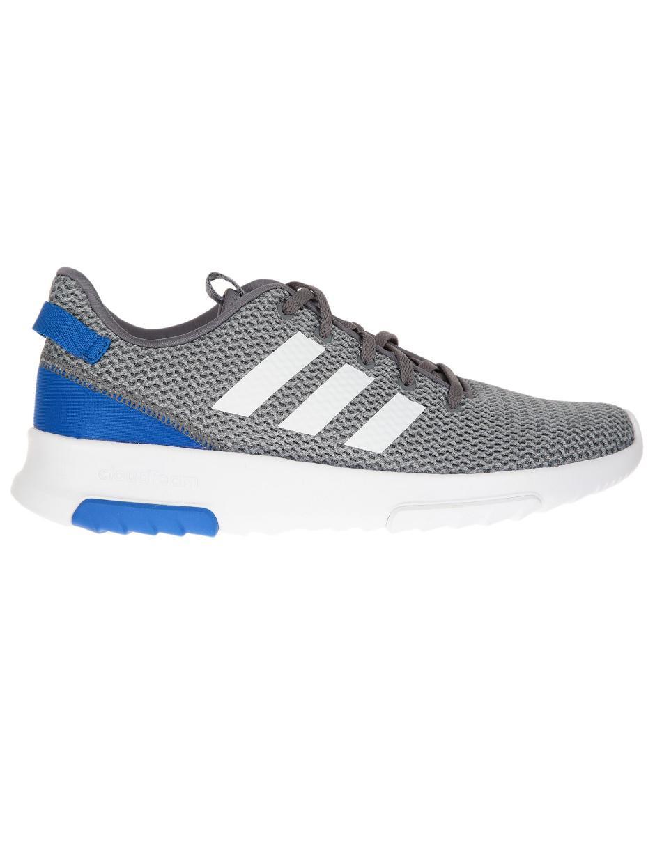 Tenis Adidas Racer correr para caballero 50061862181b9