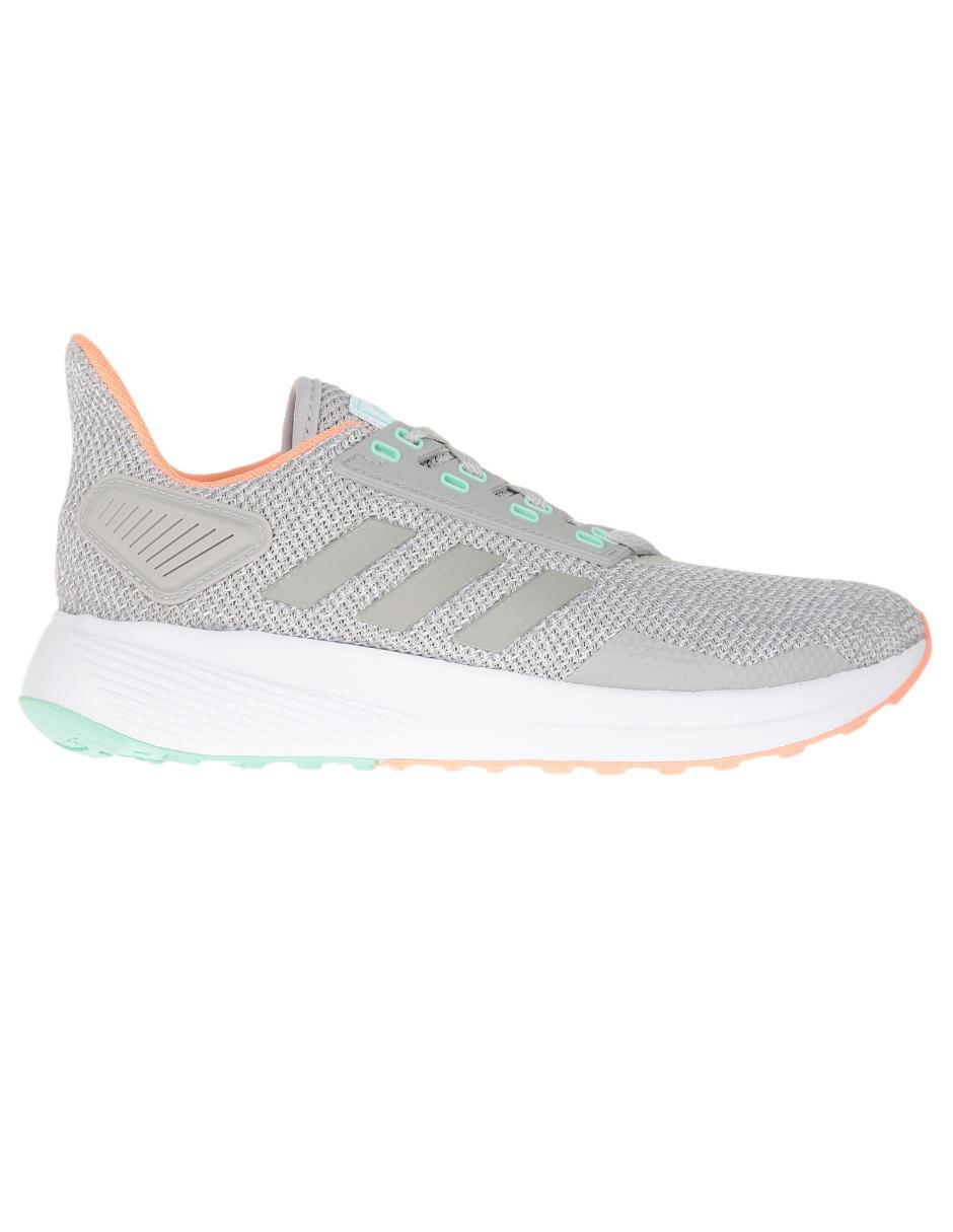 online store 2def1 22f0e Tenis Adidas Duramo 9 correr para dama