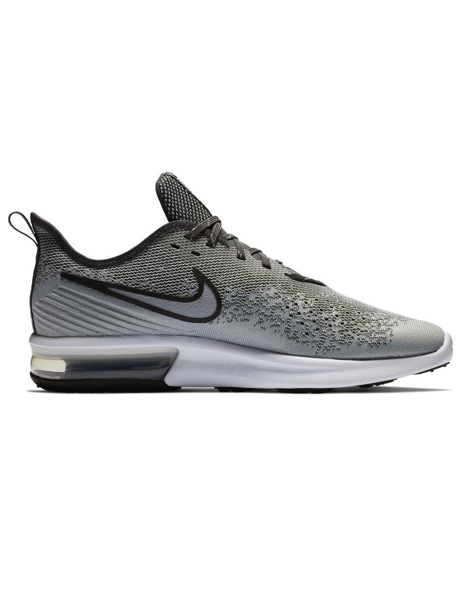 best website 24347 abb70 Tenis Nike Air Max Sequent 4 para caballero
