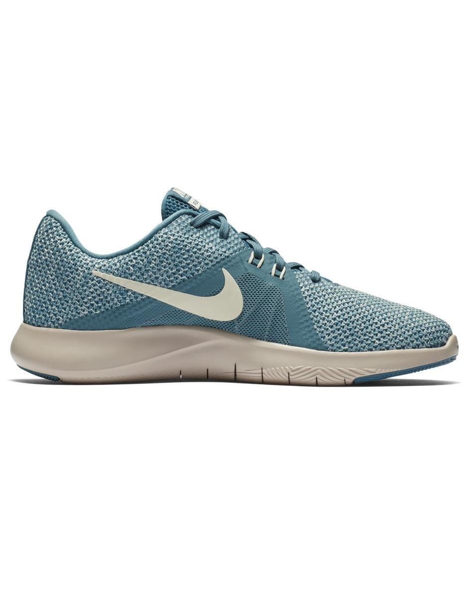 Tenis Nike Flex Trainer 8 fitness para dama bd7de84d9f516