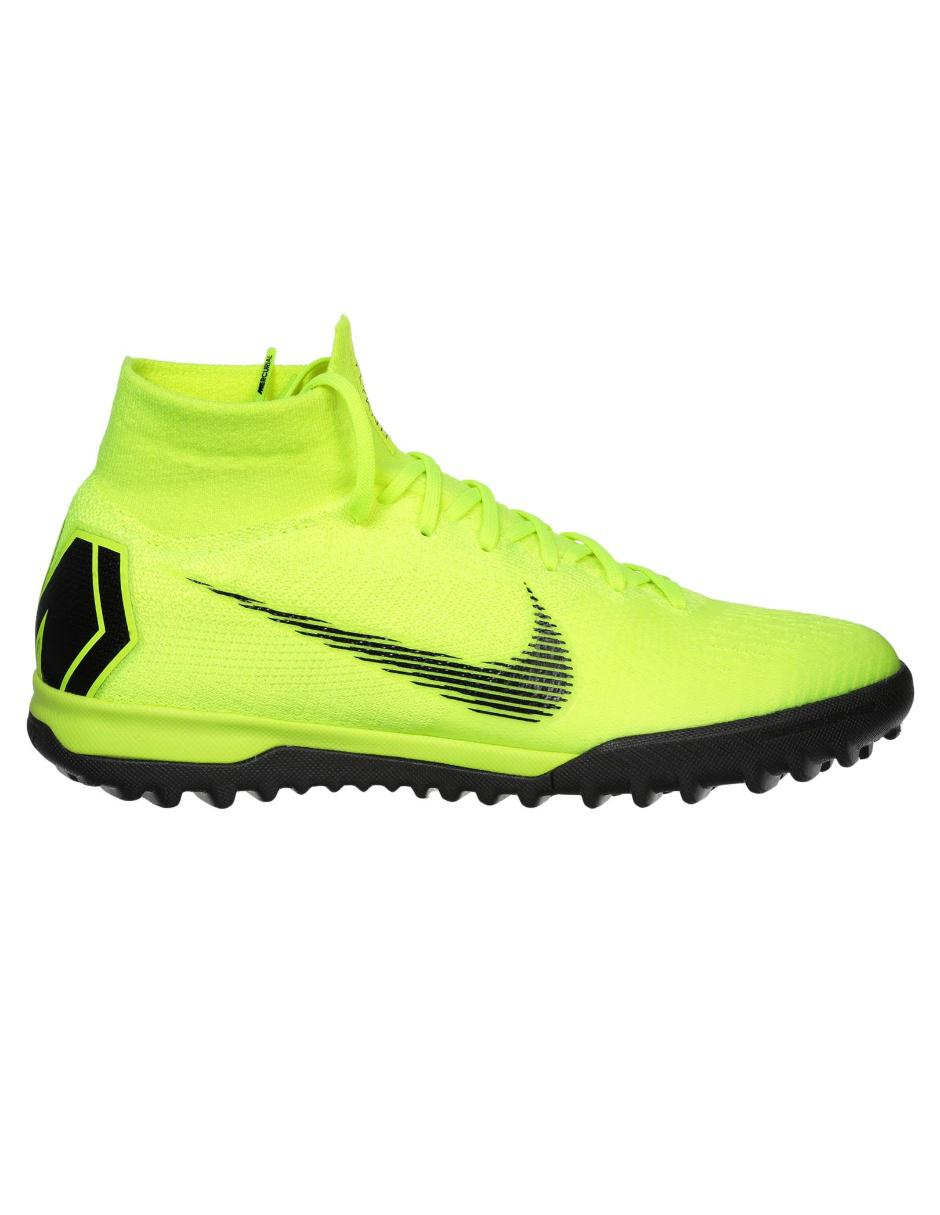 Tenis Nike MercurialX Superfly 360 Elite TF fútbol para caballero 8c33c71a2d0ac
