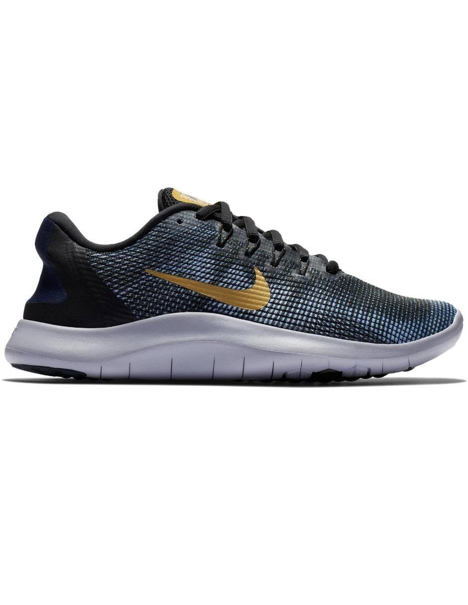 Tenis Nike Flex RN 2018 correr para dama Precio Lista bca9f9e45b0ca