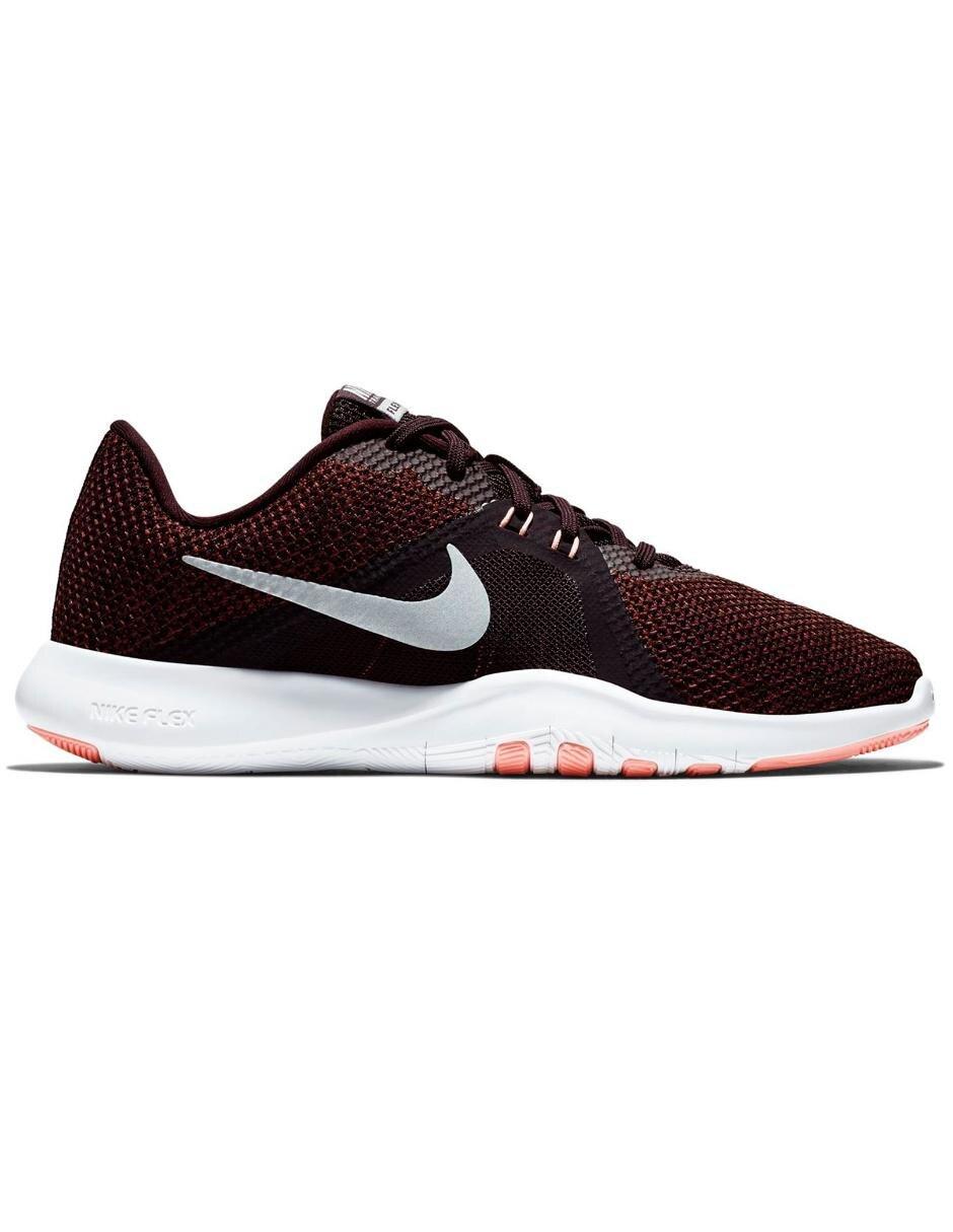 Tenis Nike Flex Trainer 8 Premium fitness para dama Precio Lista b16ef499f7c51