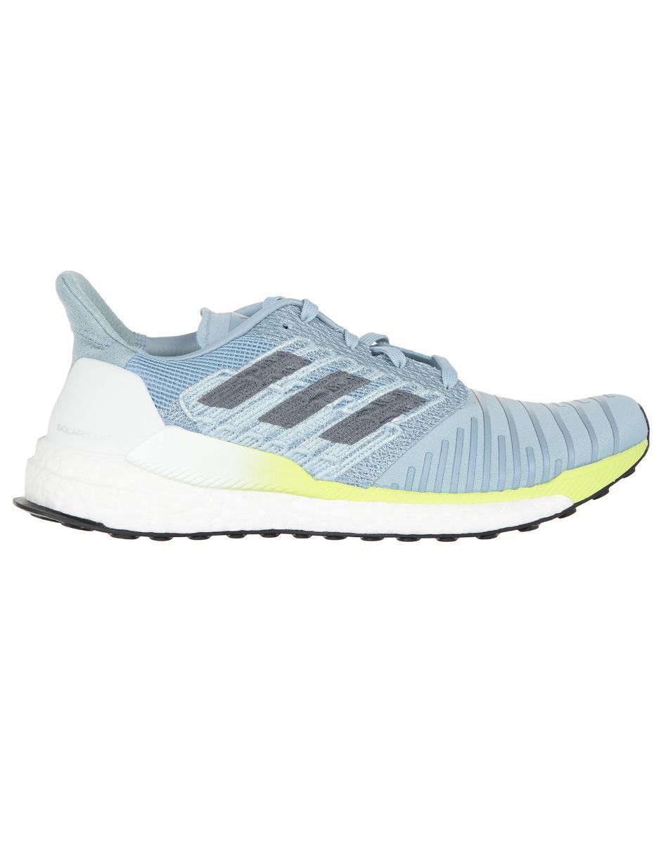 9ff6d9959eb Tenis Adidas Solar Boost correr para dama