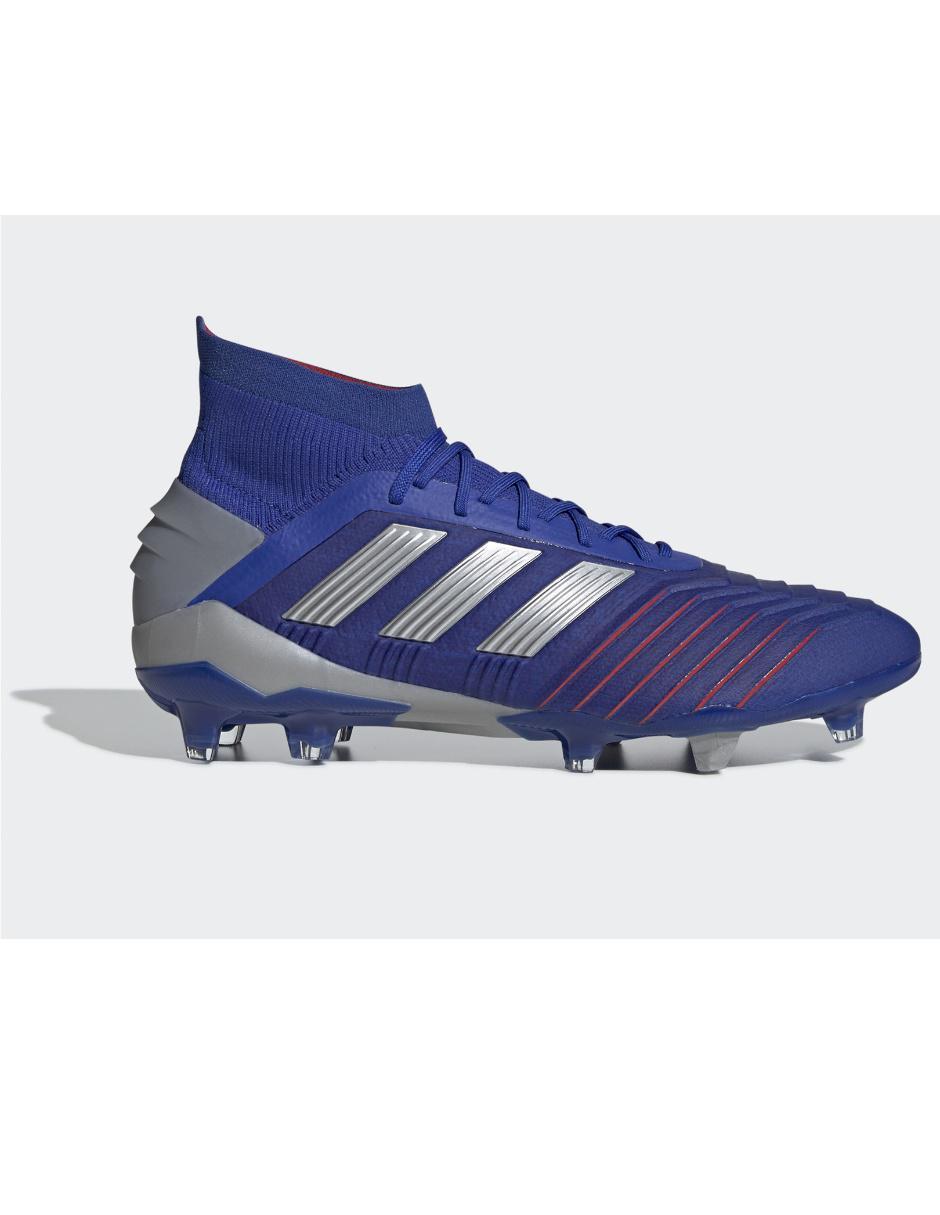 Tenis Adidas Predator 19.1 TF fútbol para caballero Precio Lista 5ec5c16e0f5ff