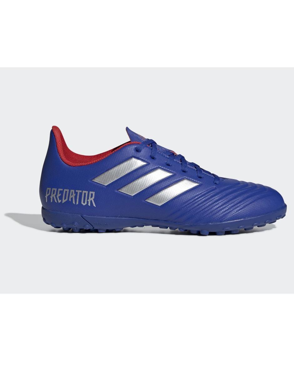 Tenis Adidas Predator 19.4 TF fútbol para caballero Precio Lista b11e1b459ad20
