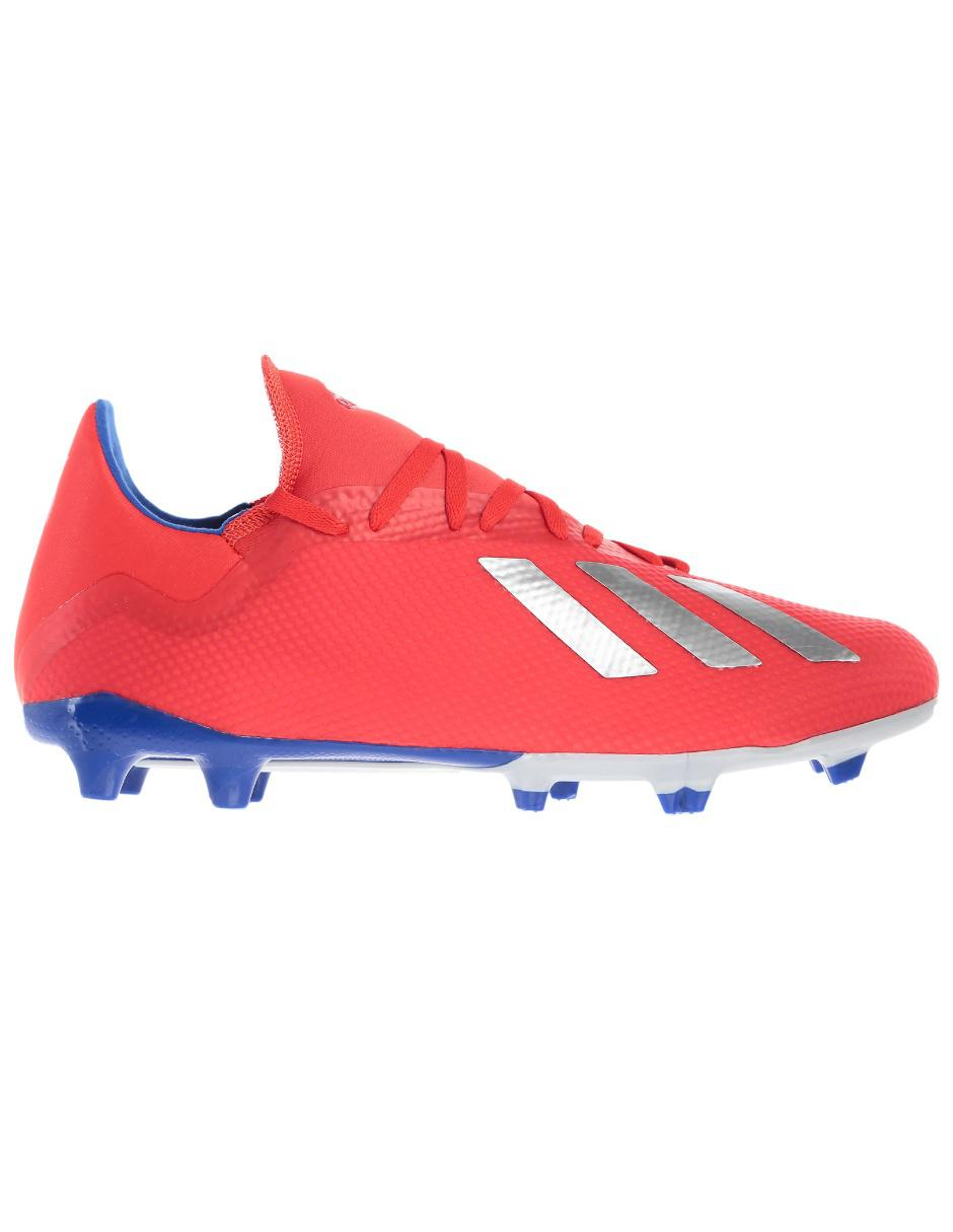 d75837a44eba Tenis Adidas X 18.3 FG fútbol para caballero