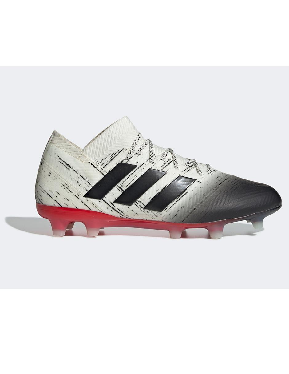 Tenis Adidas Nemeziz 18.1 FG fútbol para caballero Precio Lista 2a0b2fdf2f98a