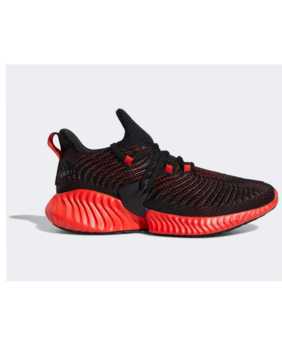 zapatos adidas rojos