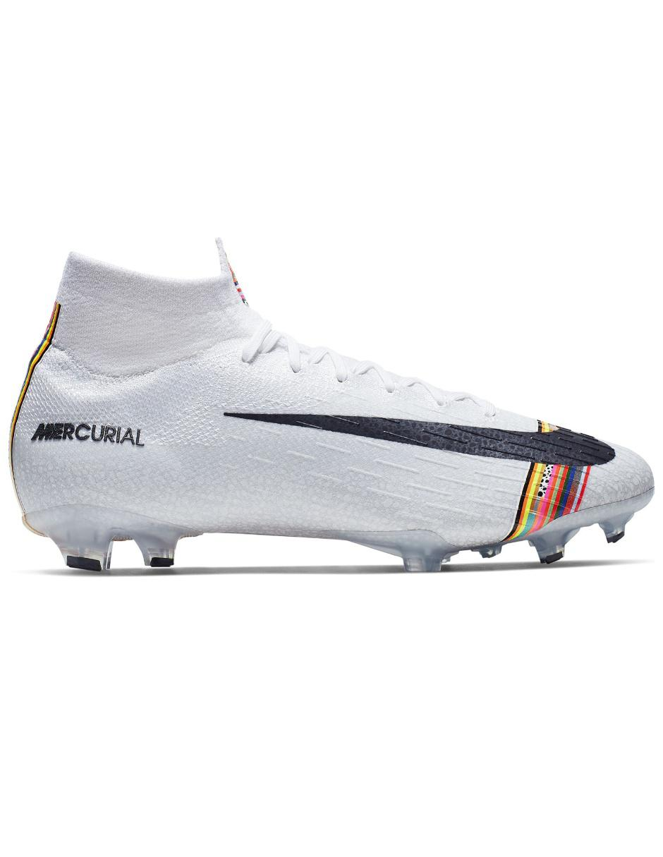 the latest 7a223 5d2d3 Tenis Nike Mercurial Superfly 360 Elite CR7 FG fútbol para caballero