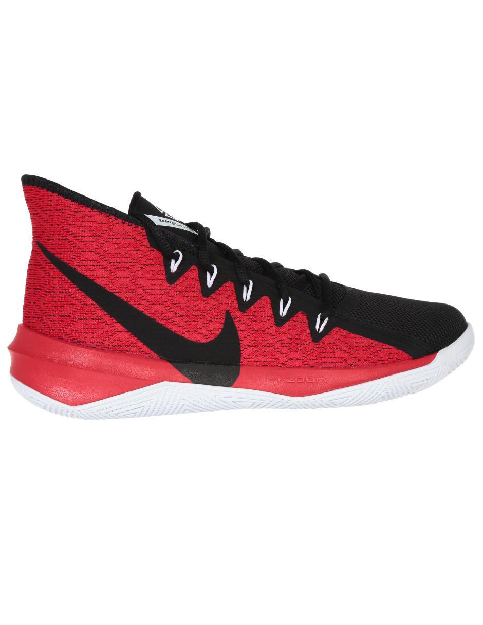 99c3e143b Tenis Nike Zoom Evidence III básquetbol para caballero Precio ...