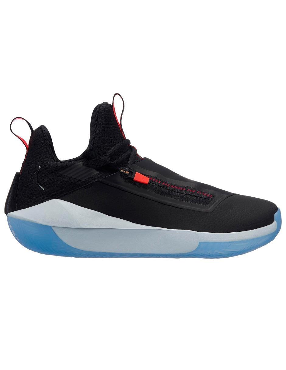 Tenis Nike Jordan Jumpman Hustle básquetbol para caballero 45701585420