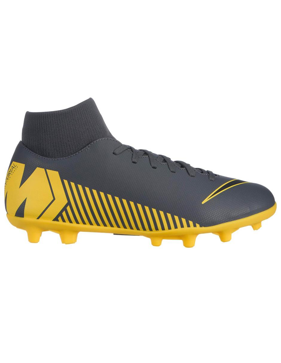 Tenis Nike Mercurial Superfly VI Club MG fútbol para caballero 4f327f36da5c1