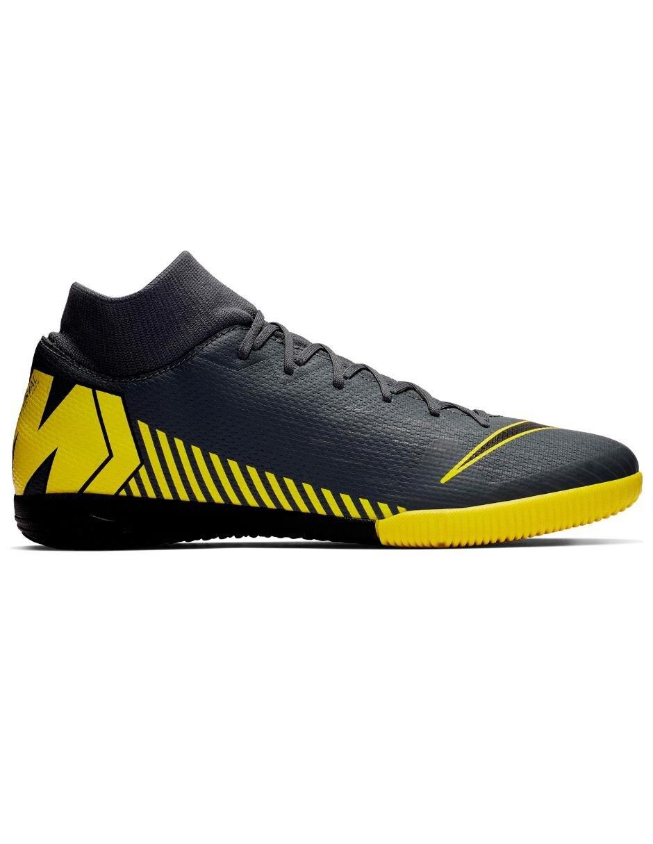 best website 37300 f1c78 Tenis Nike MercurialX Superfly VI Academy IC fútbol para caballero