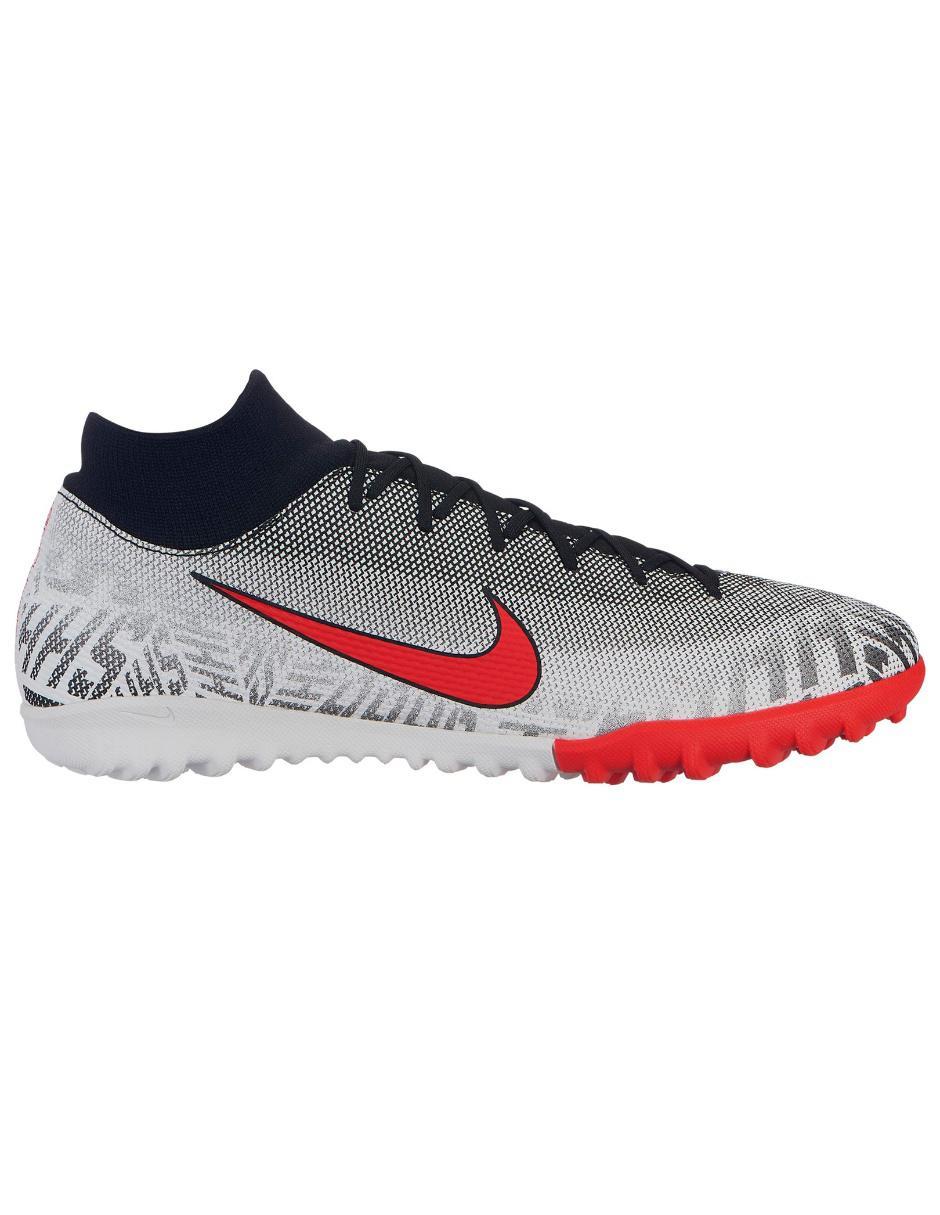 pretty nice bd3e3 8d85b Tenis Nike MercurialX Superfly VI Academy Neymar Jr TF fútbol para caballero