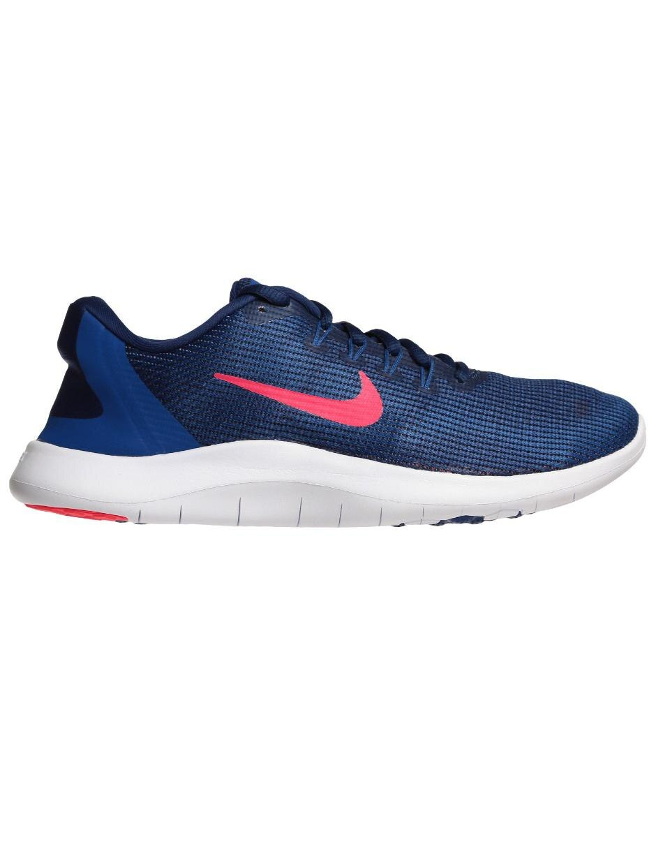 a64cfd8dd58 Tenis Nike Flex 2018 RN correr para caballero