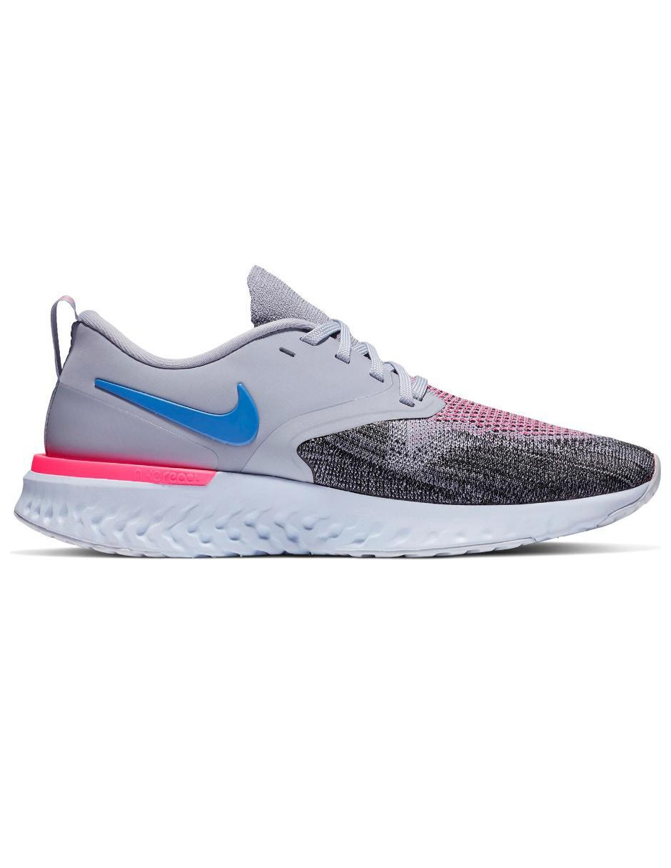 ed5a96917ef94 Tenis Nike Odyssey React Flyknit 2 correr para dama Precio Lista