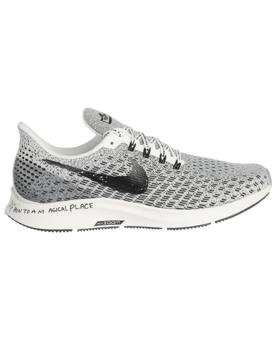00745360b Tenis Nike Air Zoom Pegasus 35 Nathan Bell correr para caballero