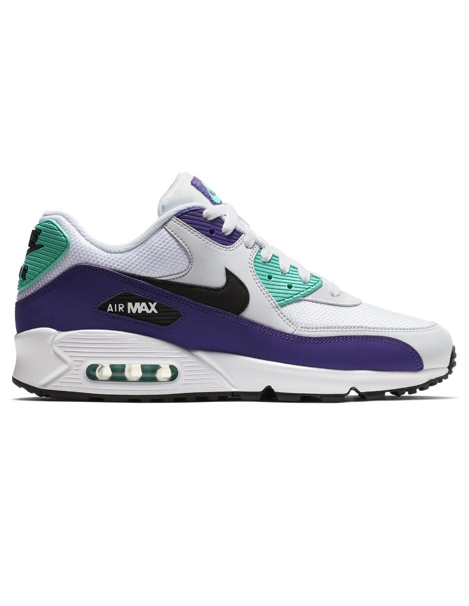 d8bf23749 Tenis Nike Air Max 90 Essential para caballero