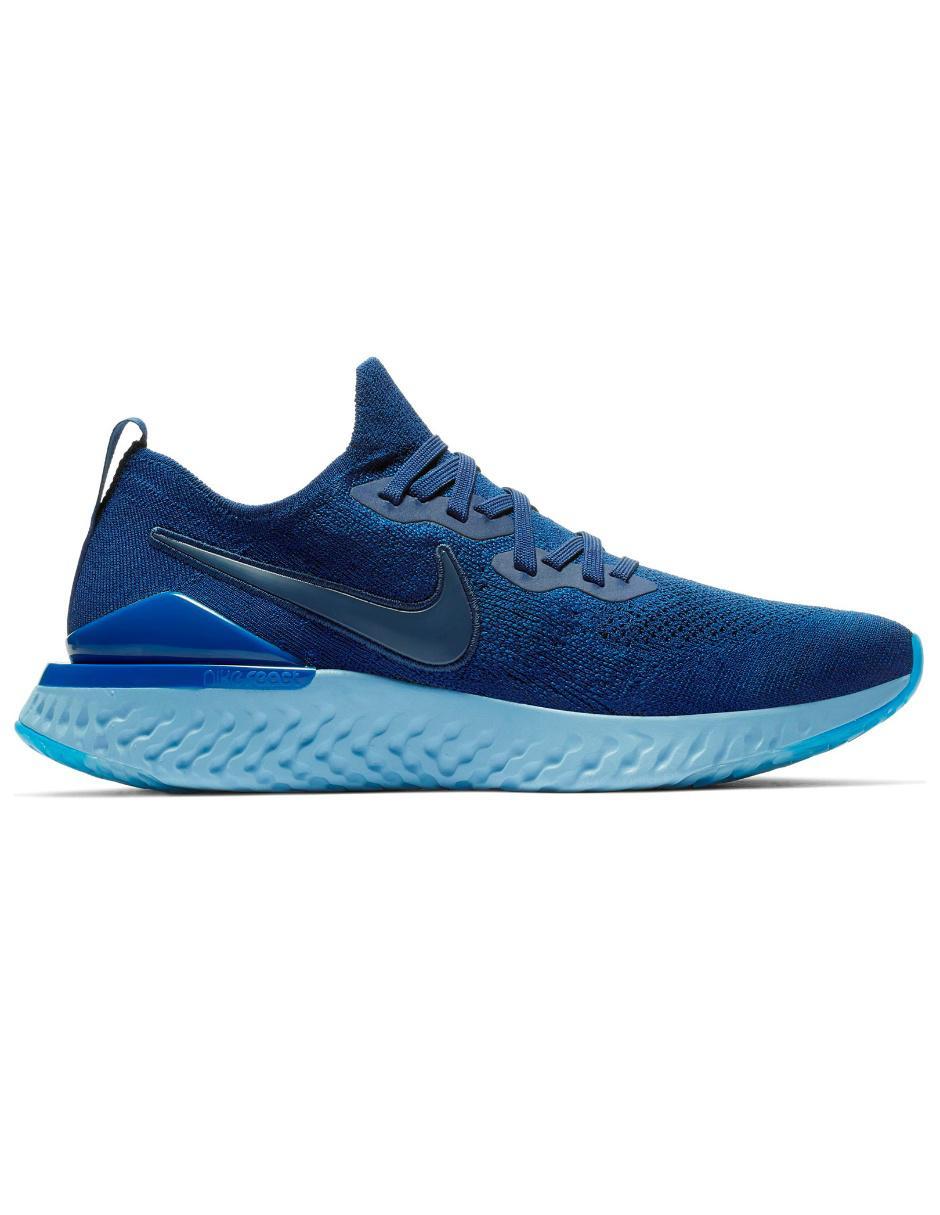 554d8a3b8ca40 Tenis Nike Epic React Flyknit 2 correr para caballero Precio Sugerido