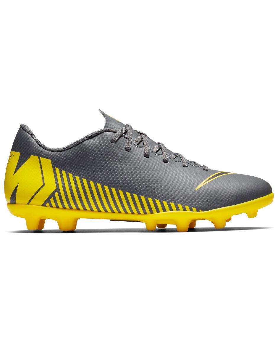 Tenis Nike Mercurial Vapor XII Club FG fútbol para caballero Precio ... 5dc7e9215ae6a