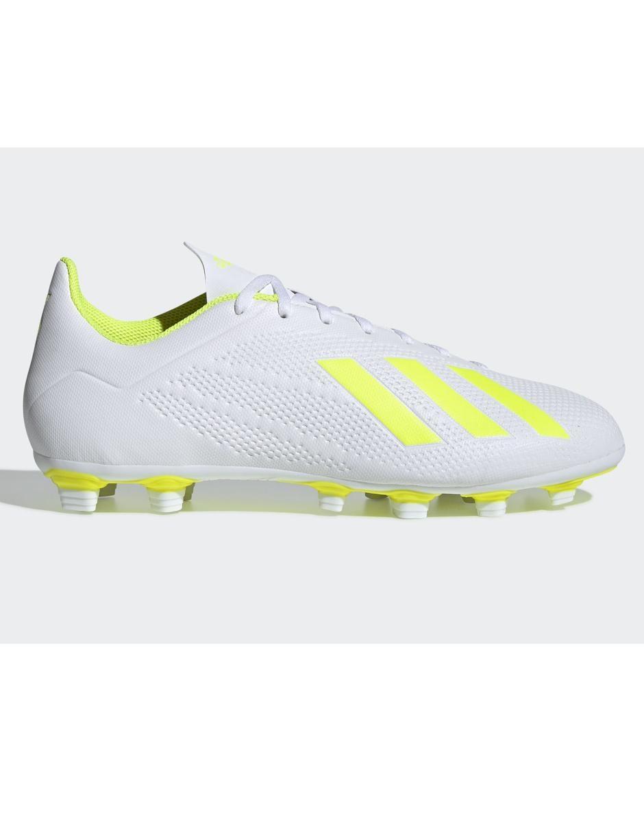 aa2e6a8e Tenis Adidas X 18.4 FG Virtuoso fútbol para caballero Precio Sugerido