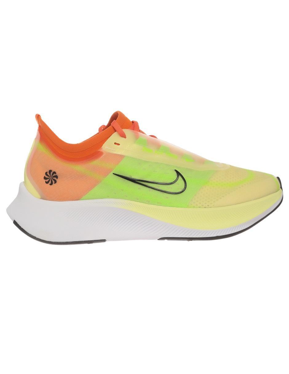 Tenis Nike Zoom Fly 3 Rise correr para dama