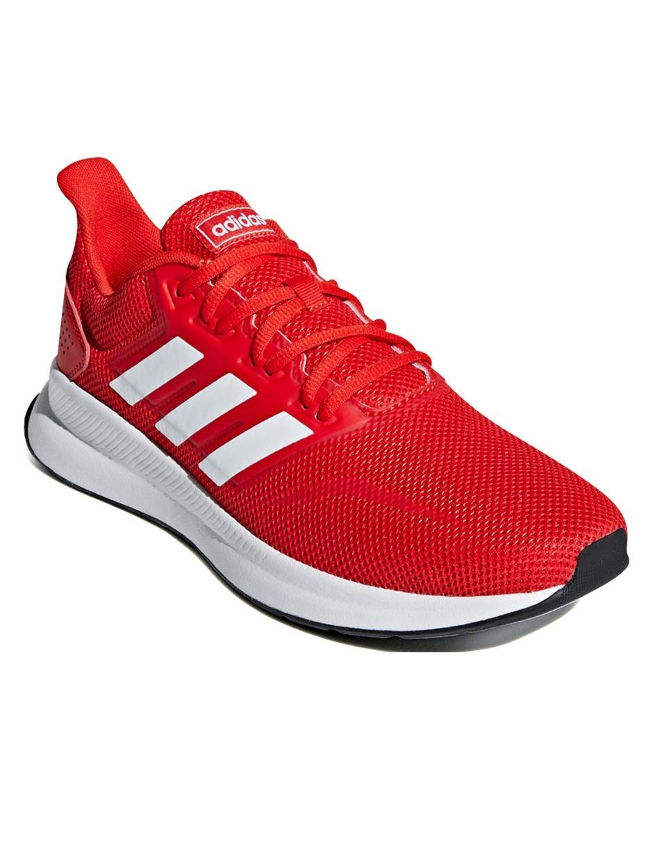 saludo Bandido corazón perdido  Tenis Adidas Run Falcon correr para caballero en Liverpool