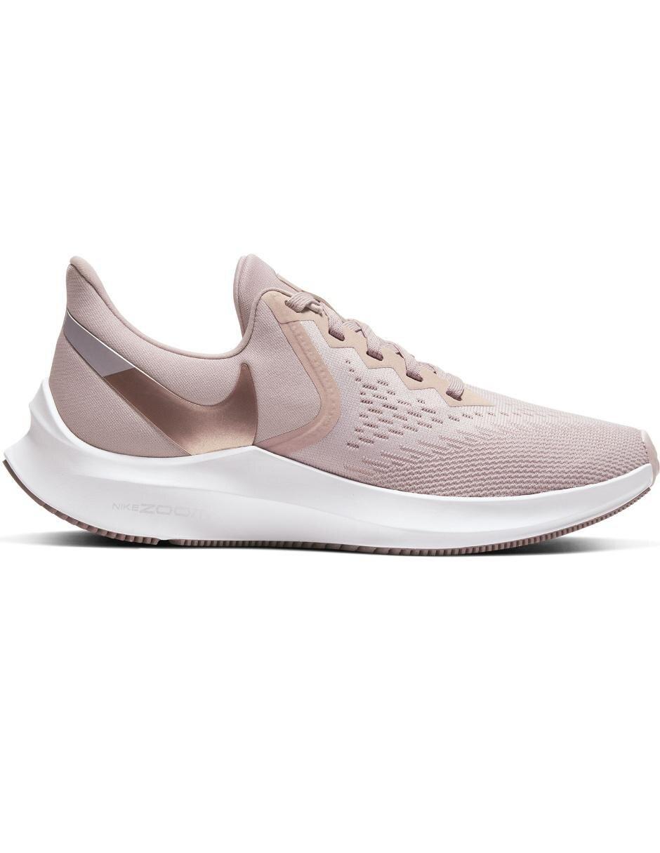 Tenis Nike Air Zoom Winflo 6 correr para dama