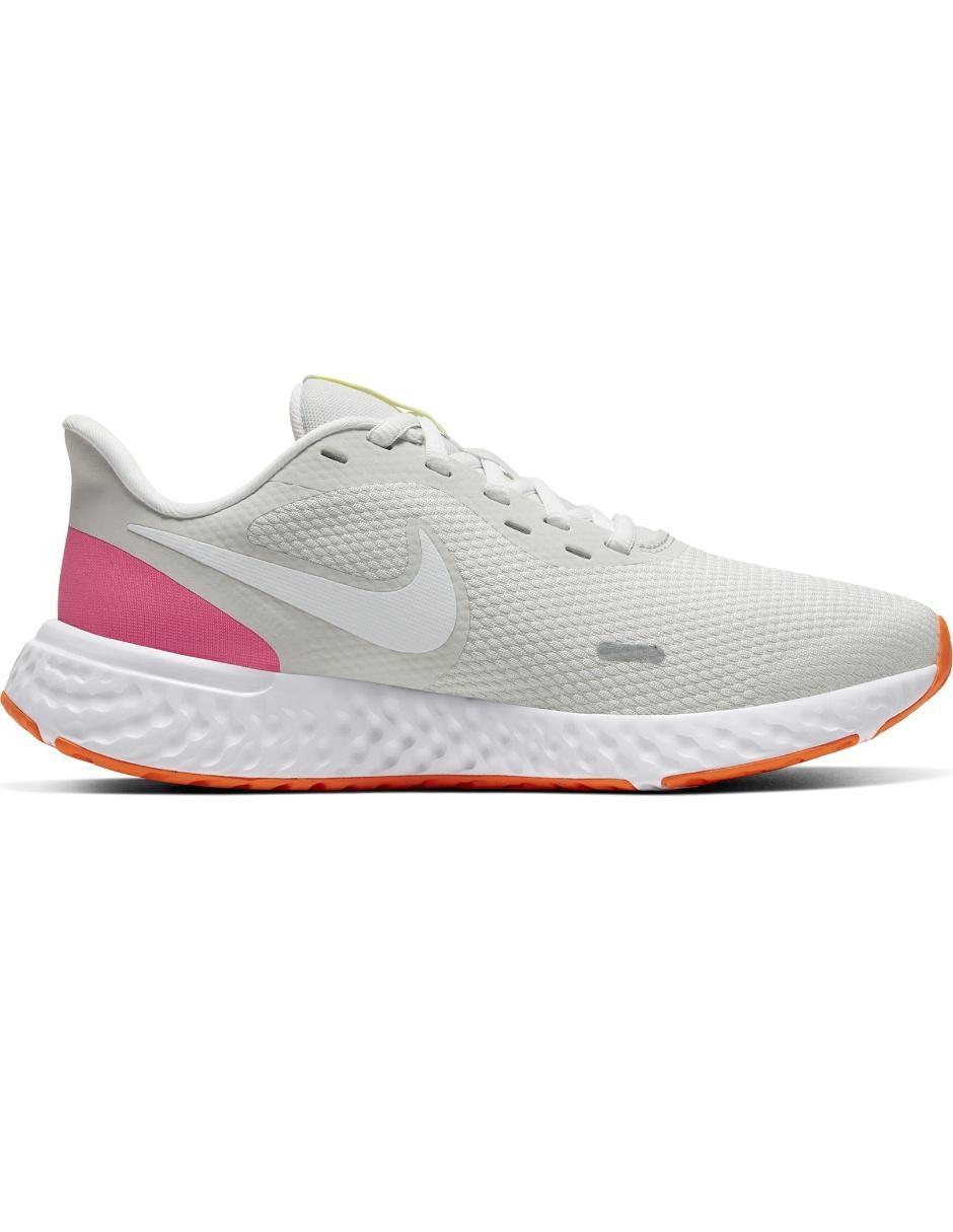 diccionario Mansedumbre coro  Tenis Nike Revolution 5 correr para dama en Liverpool